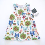 Infant Reversible Dress - size 3 - 6 months