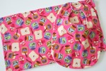 Peanut Butter and Jelly - Baby Set (Bib and Burp Cloth)
