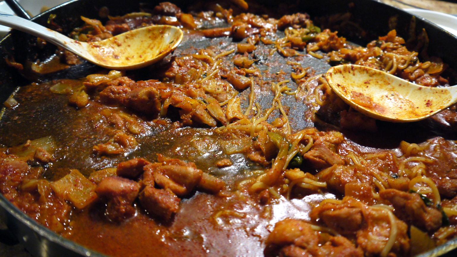 how to make kalbi chicken